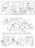 Crayonnés, vol chez Pierre Loti