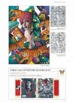 Fables Couvertures James Jean 3