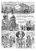 """Extrait de """"La Rafle"""" par E. Wantiez et Nathalie Ferlut (planche 4)"""