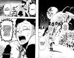 Saitama reste un humain comme les autres sous son costume de superhéros. Il a donc les mêmes préoccupations que nous et cela permet de nombreux effets comiques.