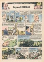 Un « Oncle Paul » imagé par Carlos Laffond, scénario d'Octave Joly, dans le n° 949 (21 juin 1956)  de Spirou.