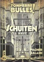 Tonnerre de bulles n° 7 (janvier 2015) : face couverture Schuiten