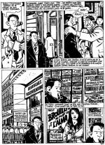 Original de Jacques Tardi (« Nestor Burma », 1987) vendu en 2015.