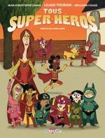 Tous Super-heros couverture