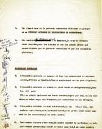 Un extrait de la charte pétitionnaire de 1956
