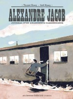 couverture Alexandre Jacob