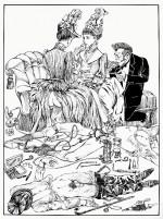 Original de Guido Crepax (« Dr Jekyll et Mr Hyde », 1987) vendu en 2015.