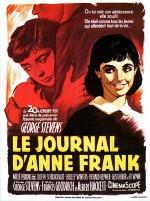 Affiche française pour le film de George Stevens (1959)