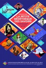 Des planches originales de la collection seront présentées au Salon du Livre de Paris.