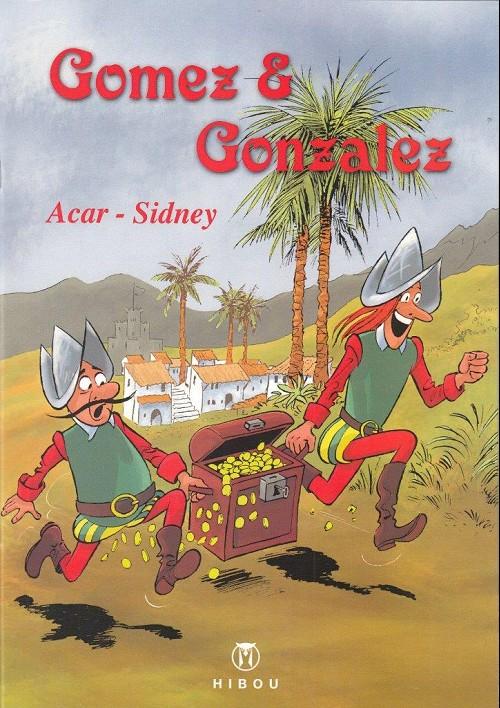 Gomez & Gonzalez couv