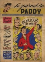 Journal de Paddy