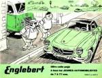 Publicité réalisée chez Publiart (publiée dans La Route des jeunes, en 1960).