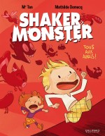 Shaker Monster couverture