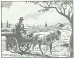 La vie de Paul Cézanne en BD dans le quotidien Le Soir.