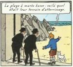 « L'Île noire » édition de 1965, page 60.
