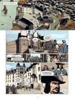 """""""Il faut trouver Fouquet !"""" (Planche 2 - Delcourt 2016)"""