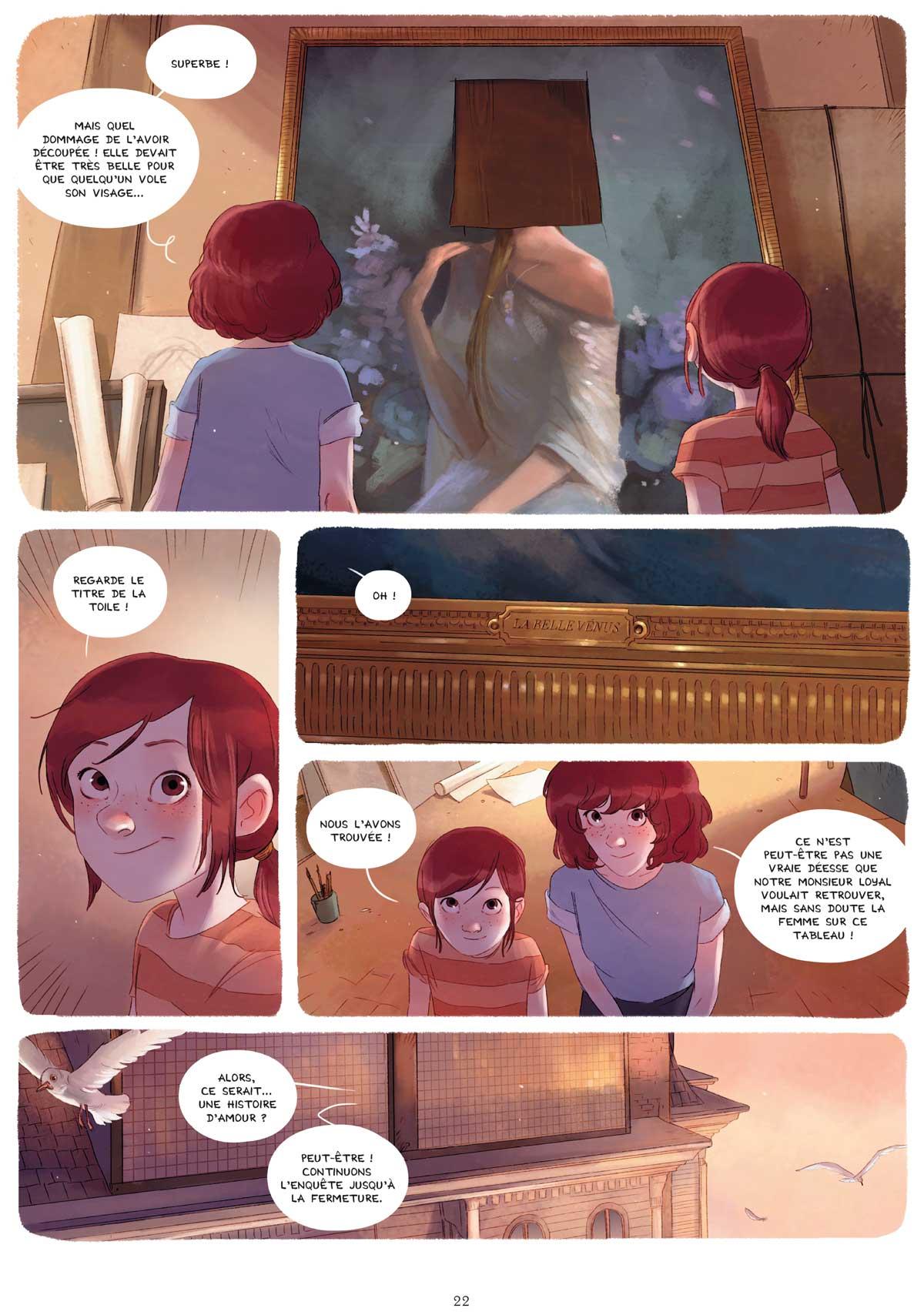 Carnets de Cerise  T4 page 22