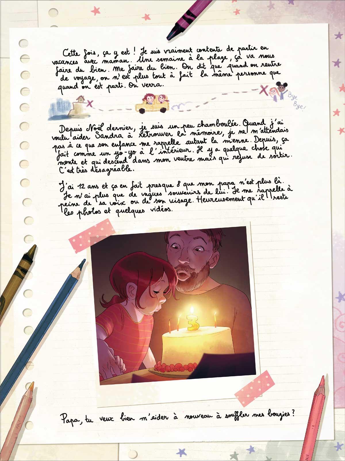 Carnets de Cerise  T4 page 8
