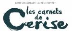 Carnets de Cerise  logo titre T4