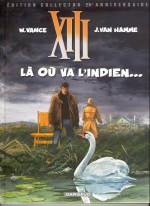 Visuel de couverture alternatif proposé en 2010 pour le tirage unique (8 000 ex.) de l'édition collector 25ème Anniversaire.