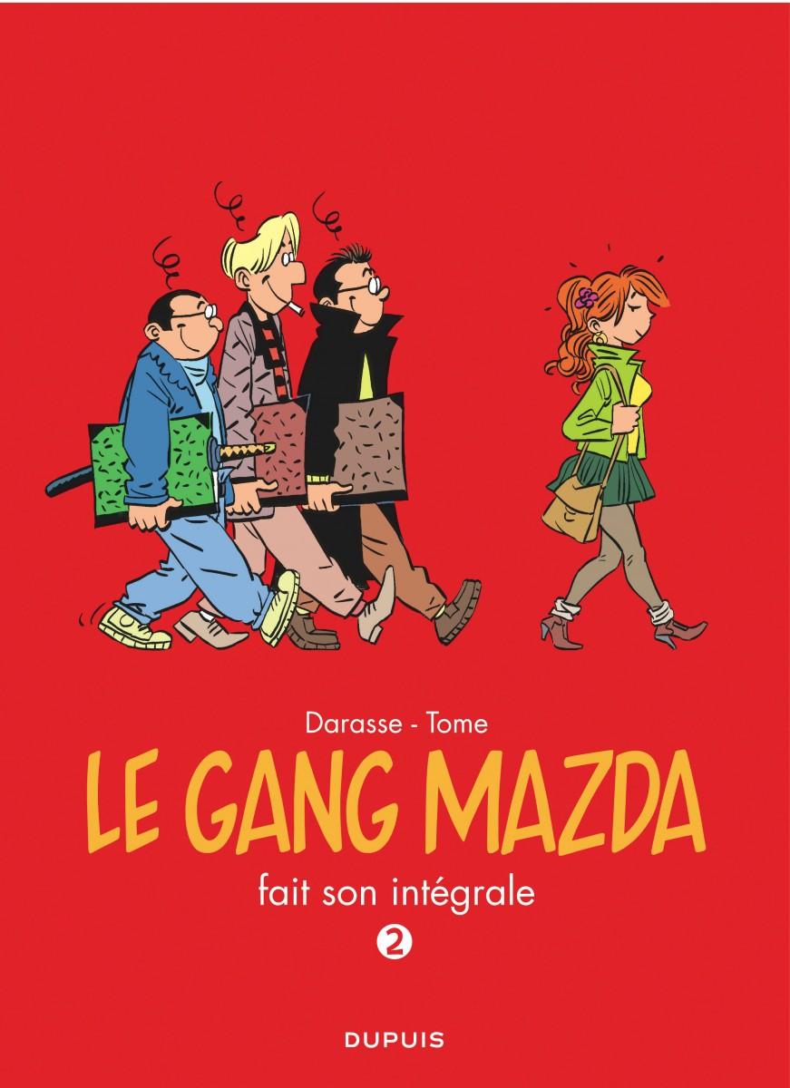 Gang Mazda couv