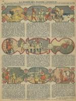 « La Harpe qui pleure » illustrée par Rovno, en juillet 1915.