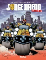 Judge Dredd Origines