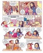 Les Pipelettes page 5