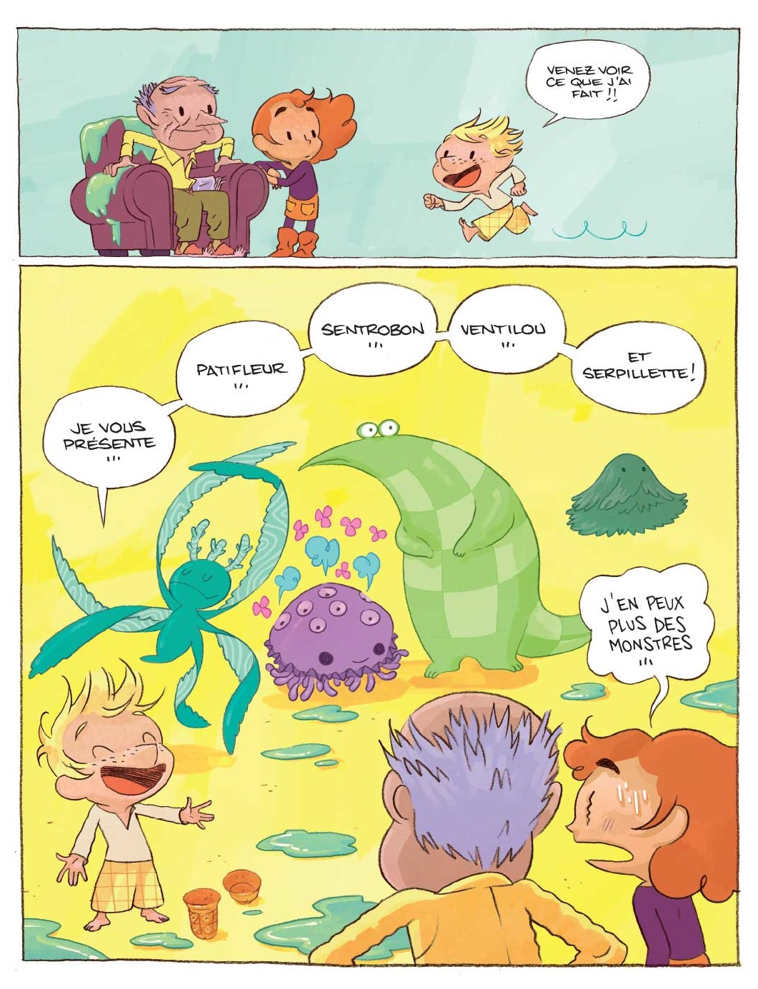 Shaker Monster page 57