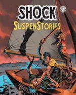Shock Suspenstories 2 cover