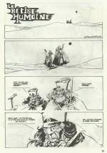 « La Bêtise humaine » au n° 41 d'Ère comprimée, en 1986.