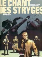 Les débuts de la série : couverture pour le tome 1 (Ombres) en 1997 et original encré pour la couverture du tome 2 (Pièges) en 1998