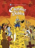 couverture  Chevalier des Sables T2