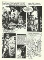 « Le Mariage de Monique Egan » dans le n° 13 de Fantastik, en 1983.