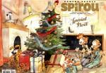 Visuel par Yoann pour la prépublication dans Spirou spécial Noël (n°4051-4052 du 2 décembre 2015)