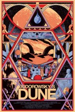 3 Jodorowskys Dune affiche