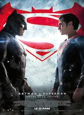 Affiche Batman v Superman