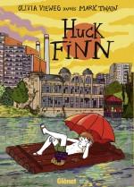 Couverture Huck Finn
