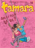 Couverture Tamara T 14