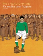Couverture Un mailllot pourl'Algérie