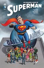 Derniers Jours Superman cover