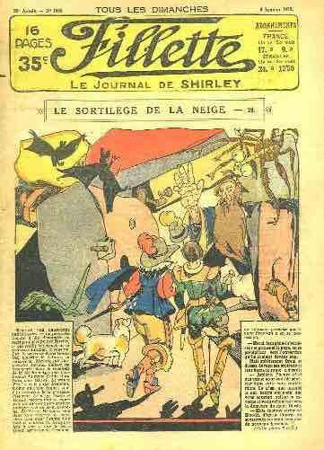 Le Journal de ShirleyA