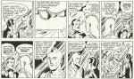 Mandrake, Clair de lune, vol 2, 1953-1957, p. 131, cases 14, 17, 18