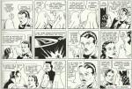 Mandrake, Clair de lune, vol 2, 1953-1957, p. 8, case 11, p. 11, cases 2, 9