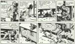 Mandrake, Clair de lune, vol 3, 1957-1961, p.112, cases 9,10