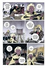 « Motor City » par Valérie Mangin et Thomas Routière.