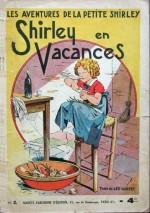 L'un des deux albums de la SPE reprenant « Les Aventures de la petite Shirley », en 1938.