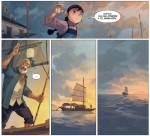 Yin et le dragon bas de la page 39