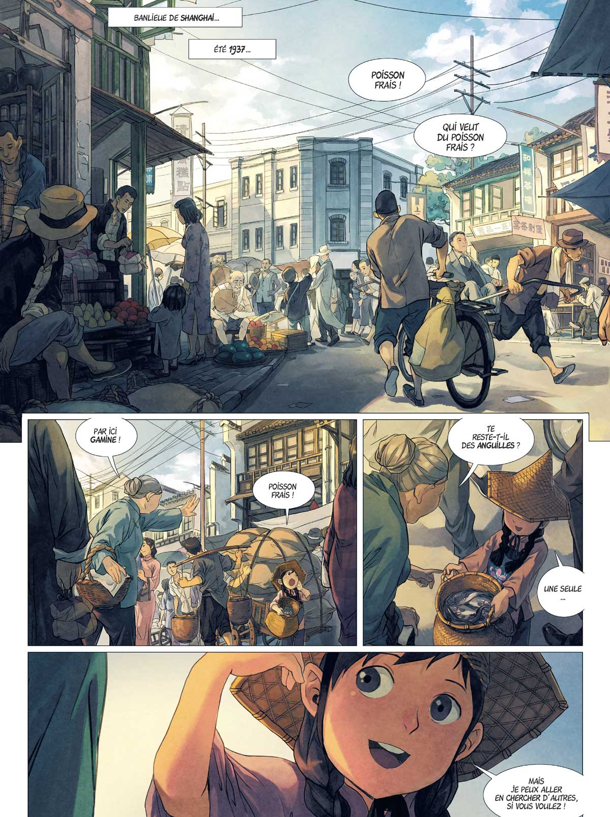 Yin et le dragon page 7