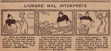 Marcel Arnav dans Fillette.